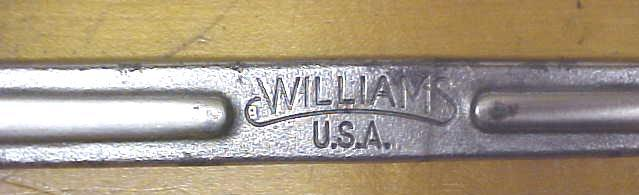 Williams SUPERRENCH Combination Wrench 1.25 inch