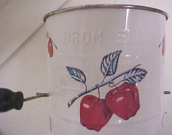 Bromwell's Flour Sifter Vintage