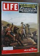 Life Magazine Nebulas & Gold Rush Articles April 27 1959