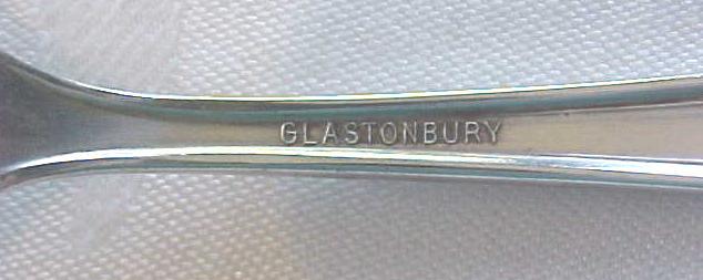 Teaspoons Oneida Glastonbury Queen Bertha 1910 6 PC