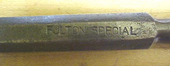 Fulton Special 1/2