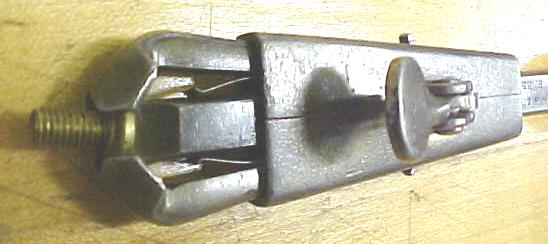C. A. Mann Screwdriver Patented Screw Holder