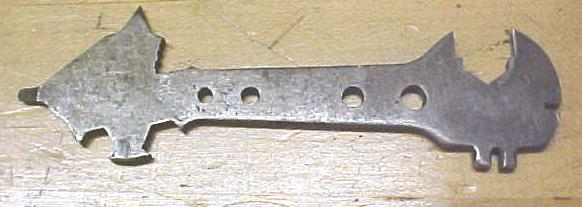 16 IN 1 Combination Radio Wrench Tool