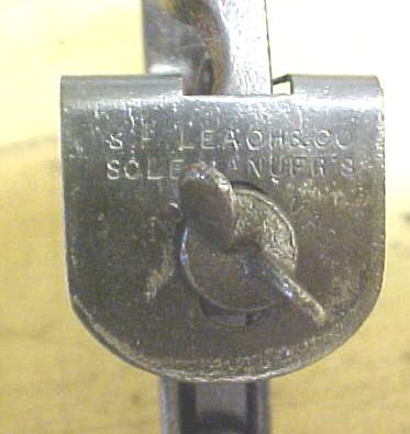 Leach Saw Set Pliers 1870's