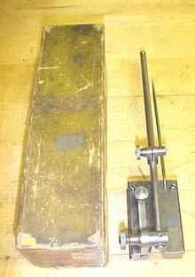 Lufkin No. 521 Surface Gage w/Box Mini Size!