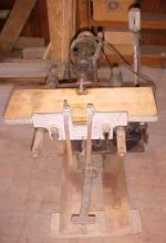 Horizontal Mortise Boring Machine Antique