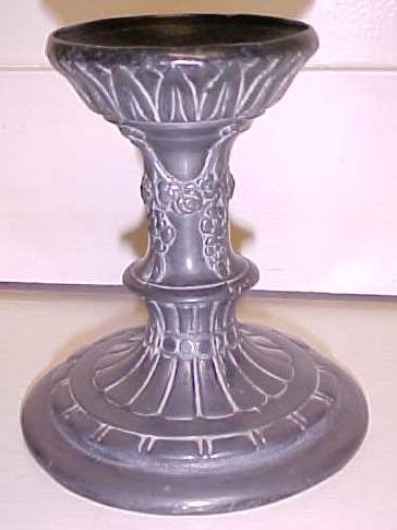 Ornate Cast Lamp Base Antique