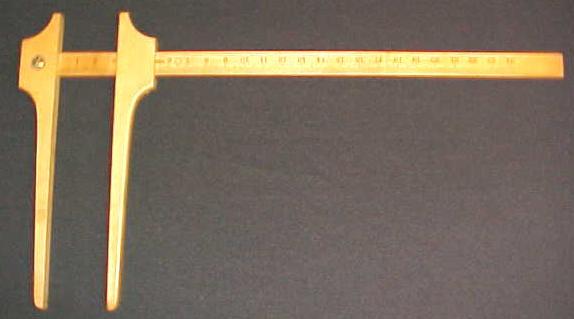 Keuffel & Esser Vernier Calipers No. 4306 Tree Measurement