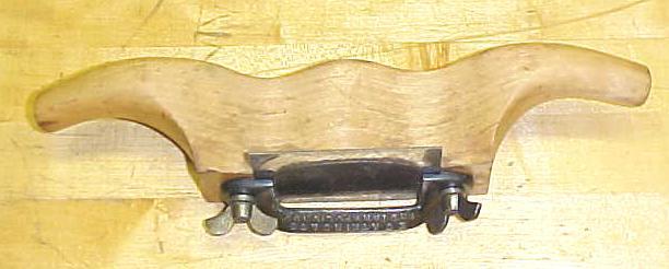 E. C. Atkins Ram's Horn Scraper