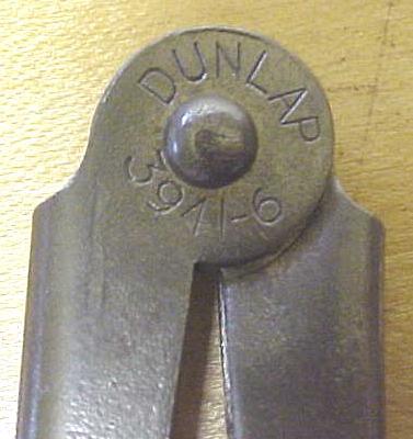 Dunlap 6 inch Wing Divider