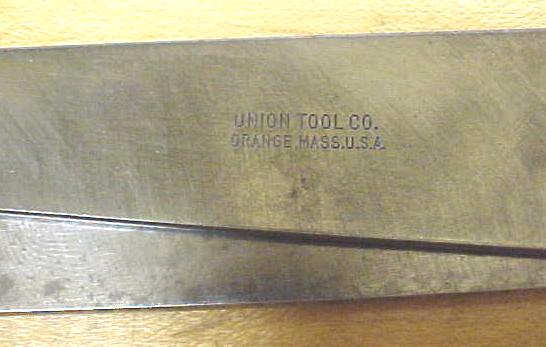Union Tool Co. 8 inch Hermaphrodite Caliper No. 19