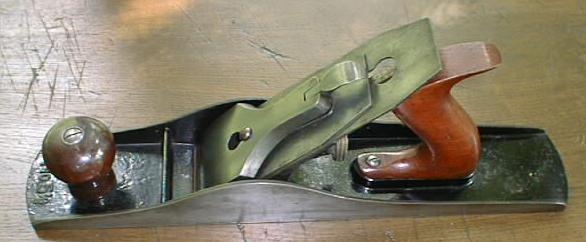 H. T. Co. No. 5 1/2 Iron Jack Plane Stanley