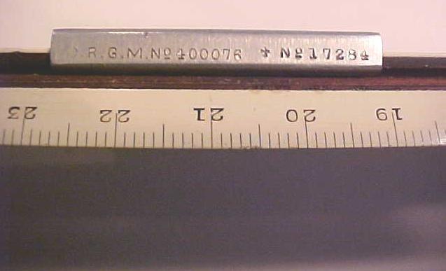 Slide Rule Albert Nestler 14X + Case