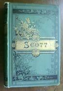 Sir Walter Scott Poetical Works 1800's