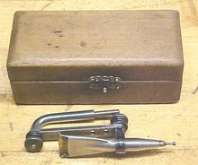 Lufkin No. 199 Universal Test Indicator w/ Box