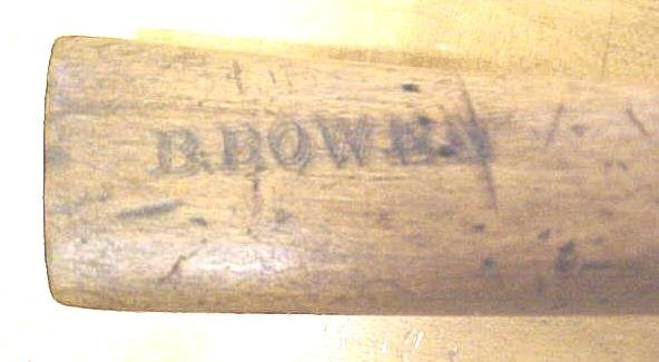 B. Bowen Wood Spoke Shave