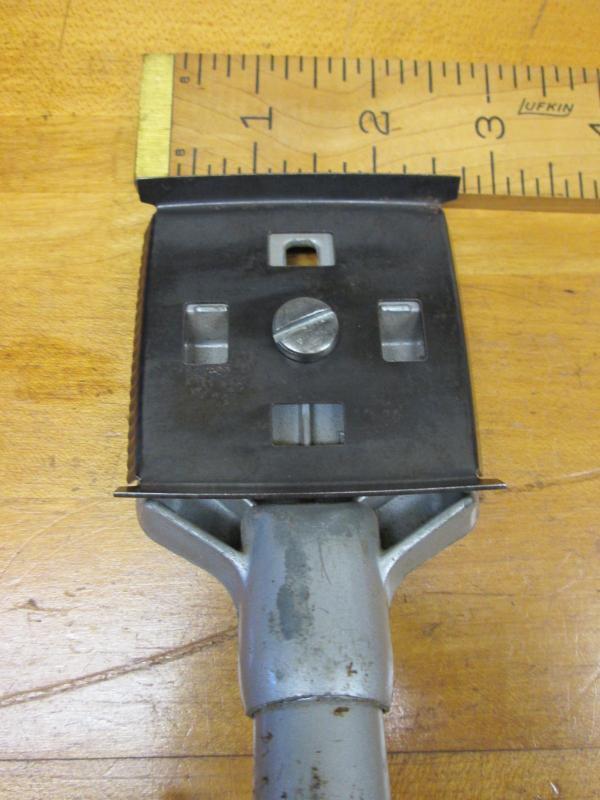 Craftsman Hook Scraper Vintage Double Blade