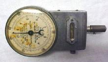 Foxboro RPM Tachometer / Speed Indicator