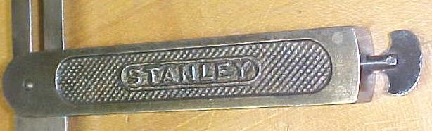 Stanley No. 18 Eureka Flush T Bevel Gauge  Type 1