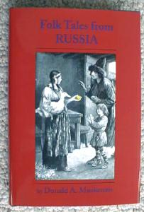 Folk Tales From Russia by Mackenzie