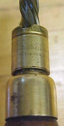 Goodell Bros. Spiral Screwdriver Ca. 1890's