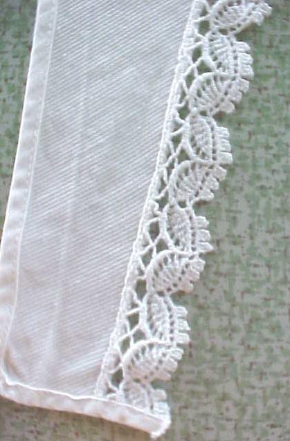 Vintage Lace Collars 3PC Ladies
