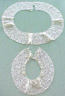 Antique Lace Collars Ladies 2 PC