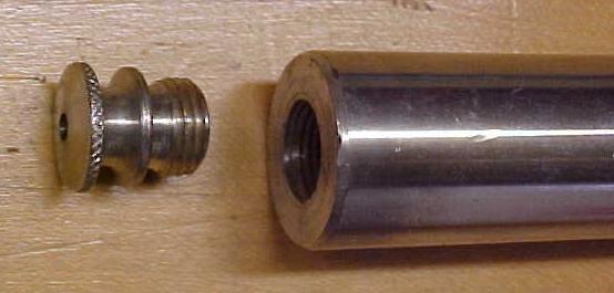 Vintage Steel Plumb Bob 12 ounce