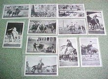 Postcards Stryker's Photogloss Rodeo Series Gene Autry