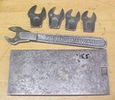 Park Metalware Xcel Multi-Head Wrench Set & Case