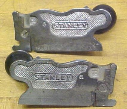 Stanley Side Rabbet Plane Pair No. 98 & 99