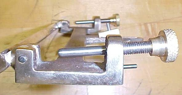 Bronze Jointer Fence Gauge Plane Attachment