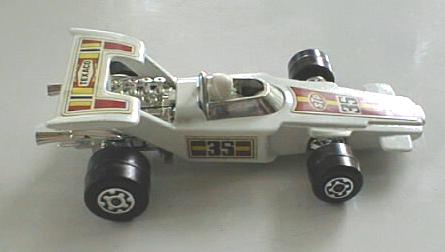 Matchbox Speed Kings Texaco Race Car K-35