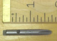 Yankee Style Phillips Bit Screwdriver Tip N.O.S. No. 35, 135, 233H, 133H