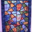 Quilt Pattern Stained Glass 48 x 60