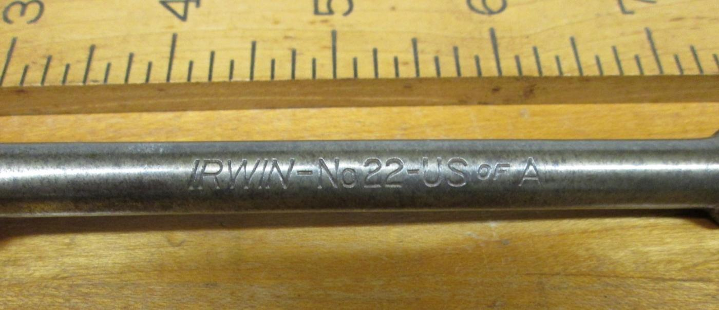 Irwin No. 22 Expansive Bit for Your Brace
