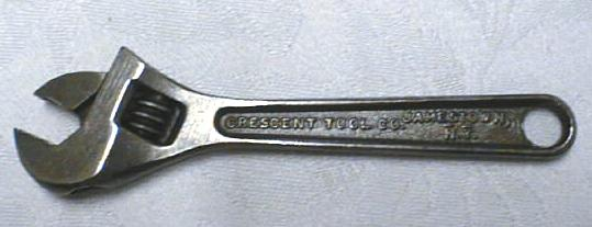Crescent Adjustable Wrench 4 inch