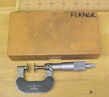 Mitutoyo Flange or Disc Micrometer 0-1