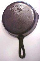 Wagner Ware Fry Pan No. 3 Skillet Wagner Ware