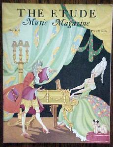 1932 The Etude Music Magazine May