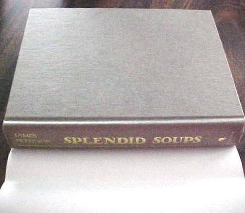Splendid Soups James Peterson 1993