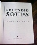 Splendid Soups James Peterson 1993