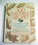 South Beach Diet 500 Fat Free Recipes 2 Cookbooks