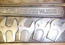 Park Metalware Xcel Multiple Head Wrench Set + Metal Case
