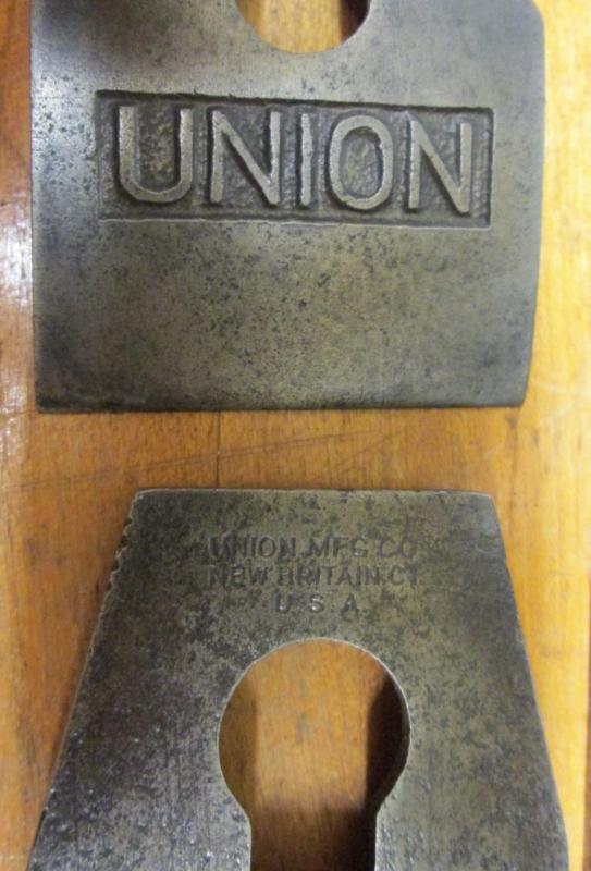 Union Smooth Plane No. 4C Size Corrugated