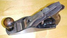 Stanley No. 3C Smooth Plane 1940's Era