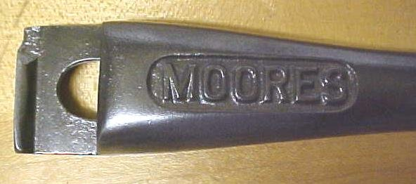 Moores Cast Iron Stove Lid Lifter