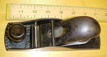Stanley No. 120 Block Plane Early 1900's