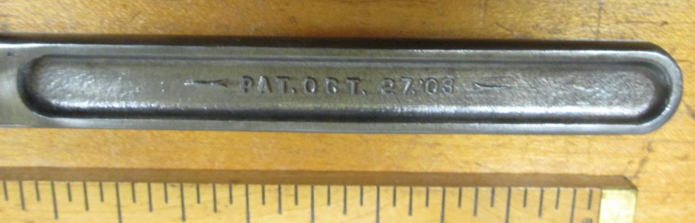 Bullard Automatic Pipe Wrench No. 1