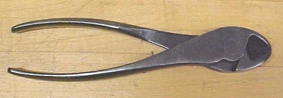 Channellock Diagonal Wire Cutters Pliers 6 inch No. 337